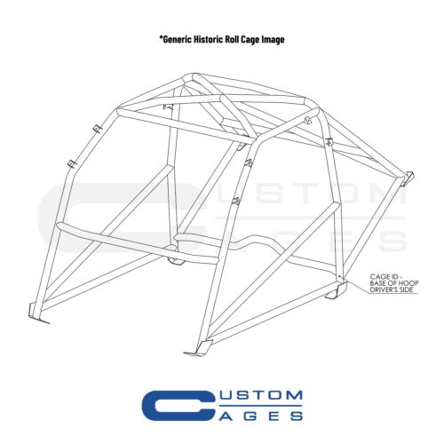 Custom Cages Historic Roll Cage