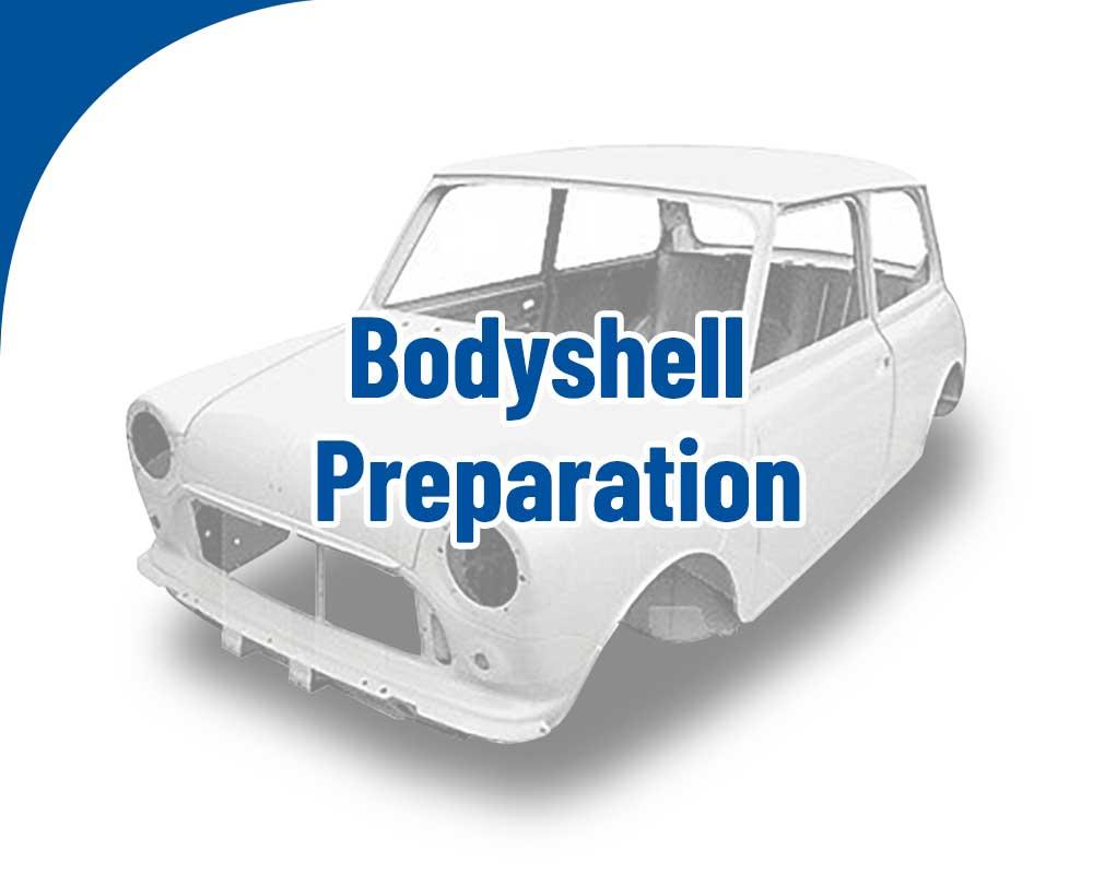 bodyshell preparation