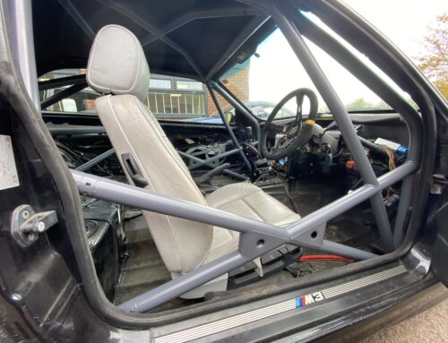 The Ultimate BMW E36 Bolt-in roll cage!