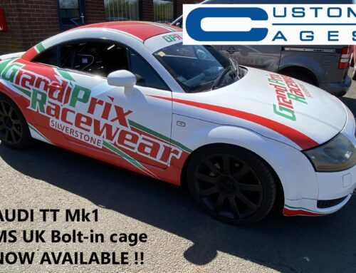 New Audi TT Mk1 Bolt-In roll cage is now available